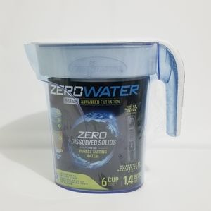 Zero Water Five Stages Advanced Filtration Pitcher